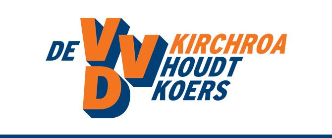 Logo VVD Kirchroa