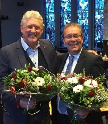 Raadsleden VVD Kirchroa geïnstalleerd
