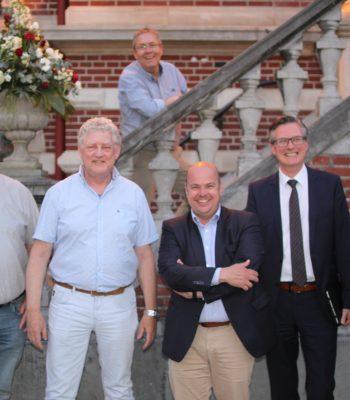 Het VVD Kirchroa team voor de komende vier jaar!